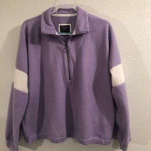 Abercrombie & Fitch fleece pullover size XL